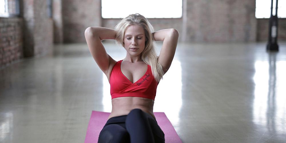 Fitness Training By Mahima