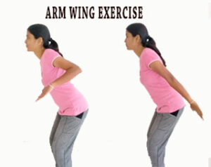 Arm Wing Exercise