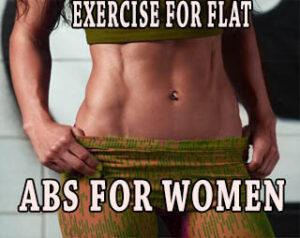 best flat tummy exercises for female